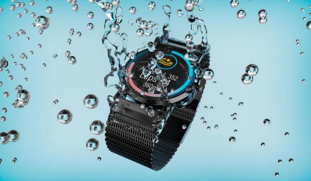 Relojes para nadar