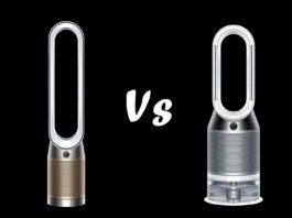 Dyson Purifier Cool Formaldehyde VS Dyson Pure Humidify + Cool