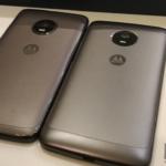 Moto G5 Plus Vs. Moto G5