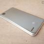 El LG Q6 posee cuerpo metálico