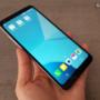 La pantalla del LG Q6 es de 5,5 pulgadas