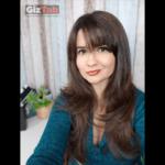 Selfie con la cámara frontal del Galaxy s9 Plus