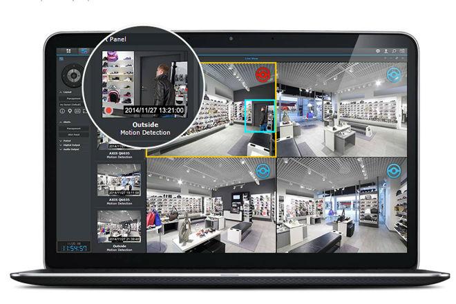 Network Video Recorder NVR216-,