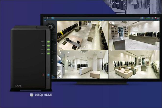 Network Video Recorder NVR216,