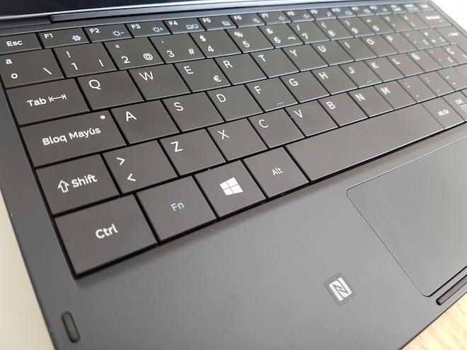 teclado Samsung Galaxy TabPro S