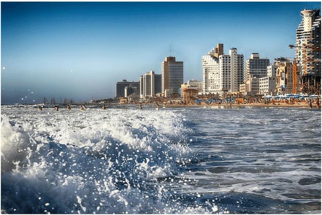 En verano Tel Aviv es un destino ideal para los amantes de la tecnología